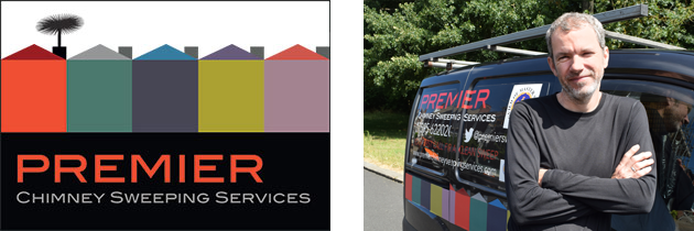 Premier Chimney Sweeping Service logo